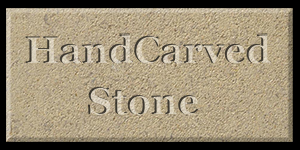 Handcarved stone - Quality gifts handcrafted in stone
